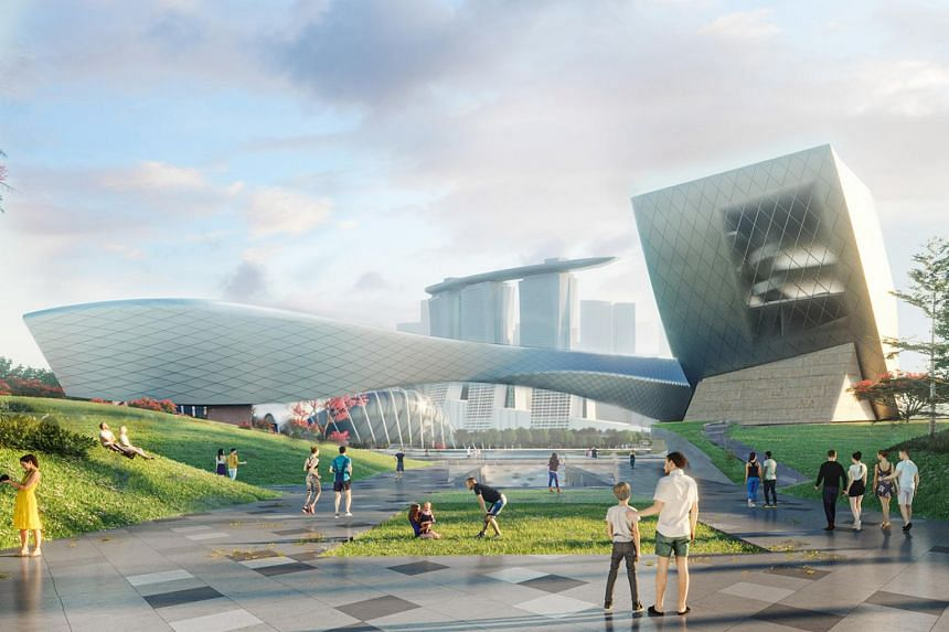 Five designs by local and international architecture firms have been shortlisted for the memorial, which will honour Singapore's pioneer leaders and chart the country's key milestones and stories.