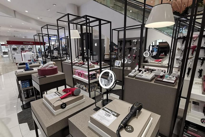 Harvey Norman opens refreshed superstore.