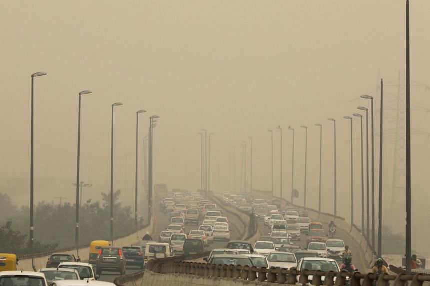 Delhi air quality: Severe pollution drives auto rationing