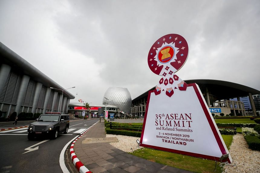 """Asean leaders would reportedly express """"deep concern over the rising trade tensions and on-going protectionist and anti-globalisation sentiments."""""""