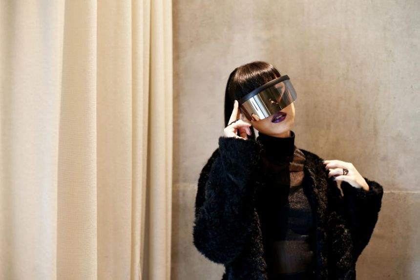 Known for hiding her face behind masks, the enigmatic singer-producer is one of the most popular local acts on music streaming service Spotify.