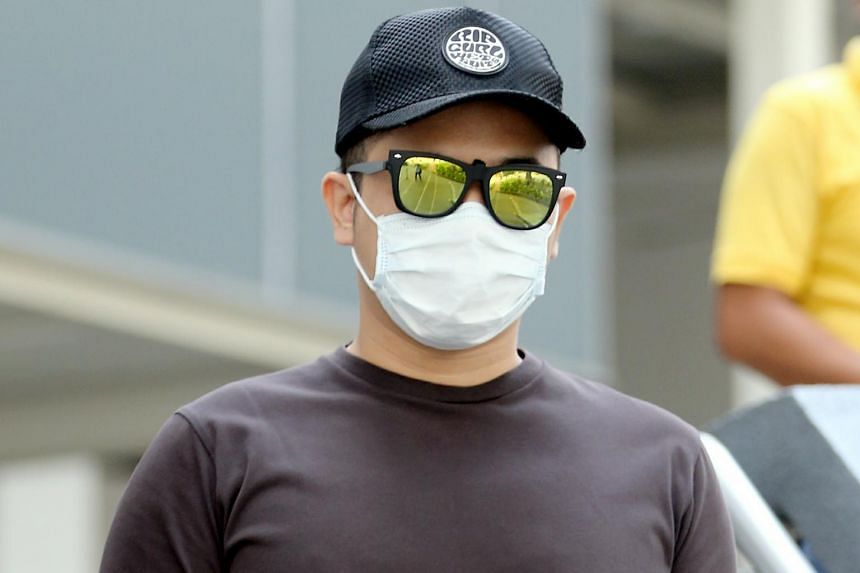 Singaporean Ed Chen Junyuan, 37, who pleaded guilty last month, was the first person to be convicted of the offence.