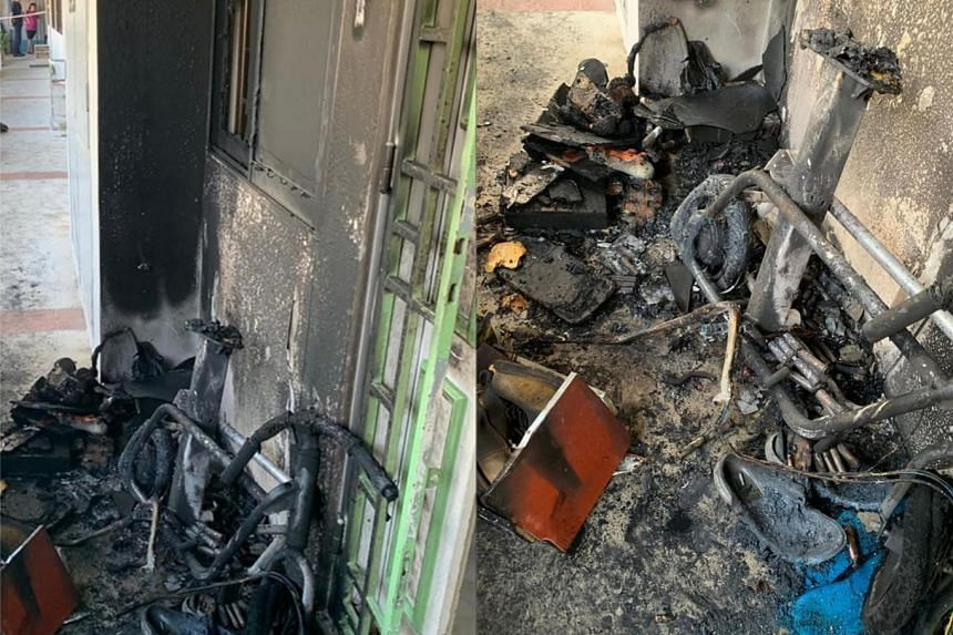 SCDF said preliminary investigations showed that the source of the fire was electrical in origin from a PMD that did not meet a set of safety requirements, called the UL2272 standard. The PMD was charging at the time of the fire.