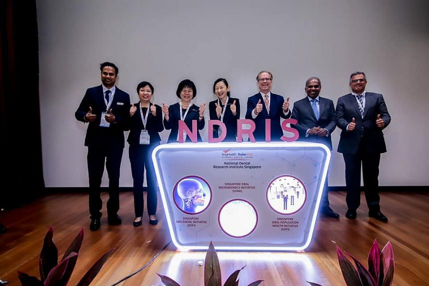 The National Dental Research Institute of Singapore, launched on Nov 4, 2019, aims to drive oral health research in Asia and translate scientific findings into applications that can benefit the local and regional communities.