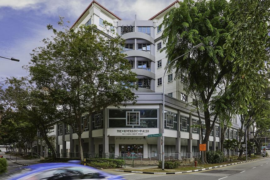 The Riverside Piazza is located in the prime District 1 near Clarke Quay and offers dual frontage in Merchant Road and Keng Cheow Street. Its marketing agent said the 2,940 sq m site is suited for hotel use.