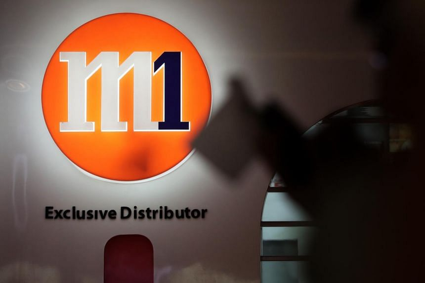 M1 was bought out this year by blue-chip conglomerate Keppel Corp and Singapore Press Holdings.
