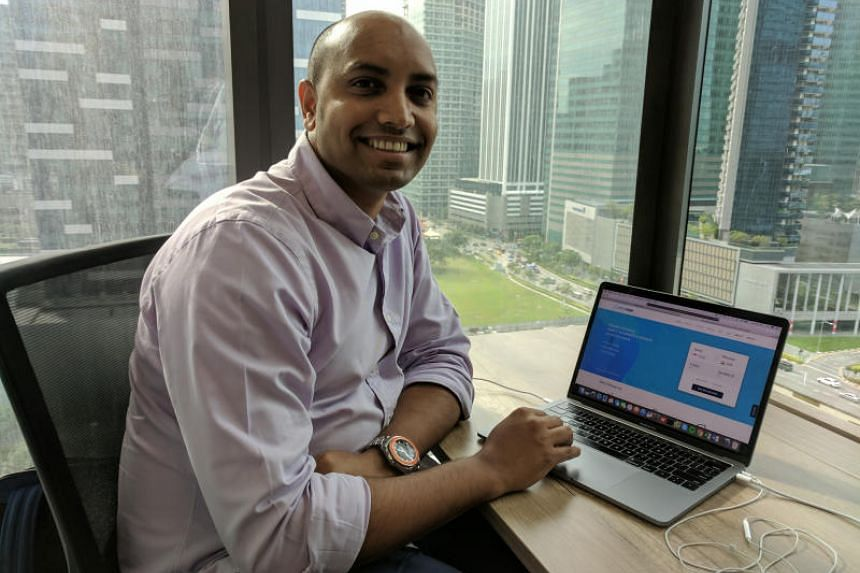 """Mr Prajit Nanu, the co-founder and CEO of Nium, recently rebranded from Instarem, said Singapore banks are """"extremely well entrenched"""" in wholesale banking."""