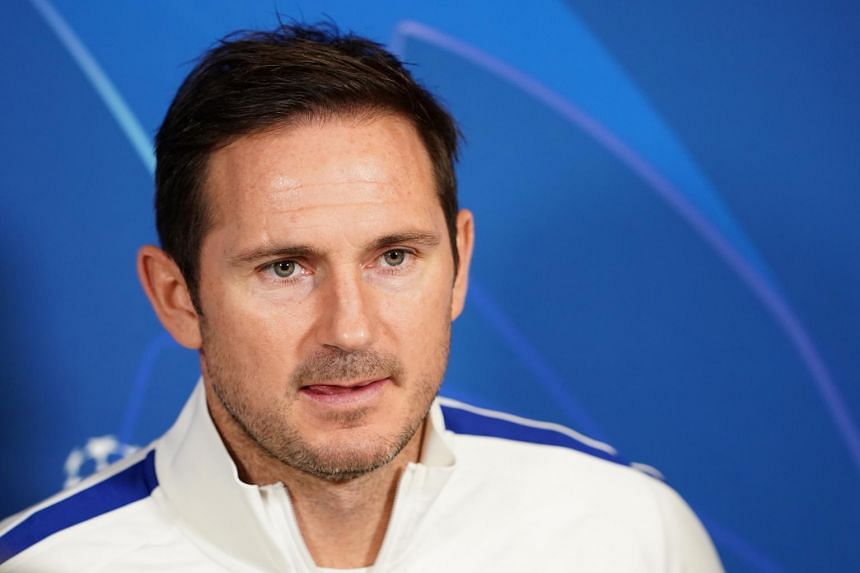 """While Chelsea boss Frank Lampard admitted he was """"very interested"""" in the verdict for Chelsea's appeal against their two-window transfer ban, he had to focus on the present."""