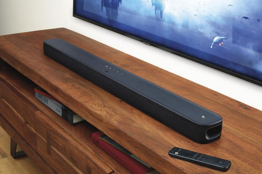 The JBL Link Bar sounds better than built-in TV speakers but there is a distinct lack of bass compared to some other soundbars.