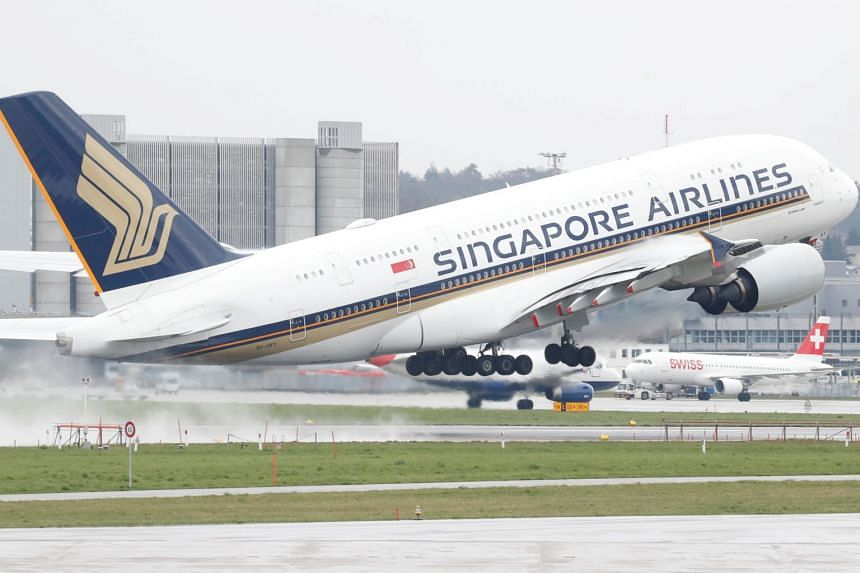 SIA Group has declared an interim dividend of eight Singapore cents per share, same as the previous corresponding period, to be paid on Nov 27.