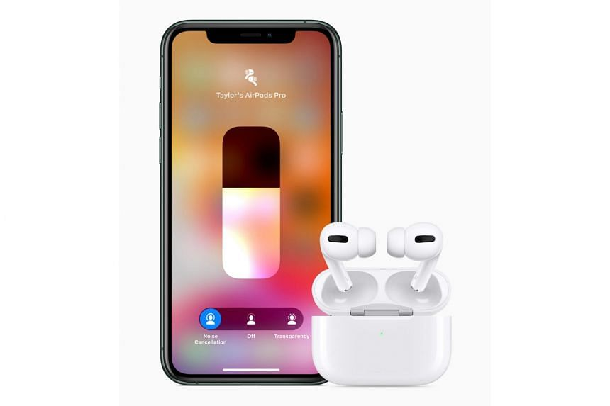 The redesign of the AirPods Pro addresses two major design complaints of the AirPods - the long stem and lack of ear tips.