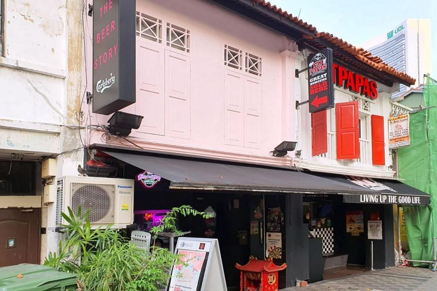 The 999-year leasehold Kampong Glam property is located at 18 Bali Lane. The two-storey conservation shophouse with attic, which is currently tenanted, has a total built-up area of about 1,919 square feet.