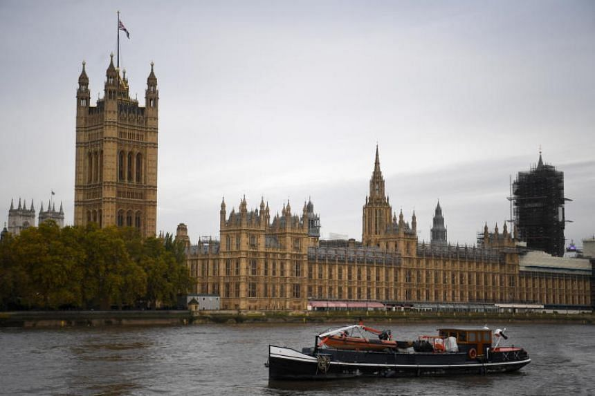 The Parliament's Intelligence and Security Committee was examining allegations of Russian activity aimed at the United Kingdom, including in the 2016 referendum on European Union membership.