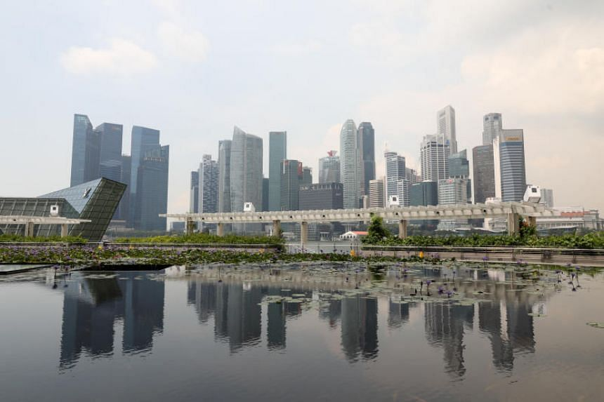 There are efforts now to make buildings in Singapore more energy-efficient, with about 40 per cent of the Republic's building stock certified as a green building under the Building and Construction Authority's Green Mark scheme.