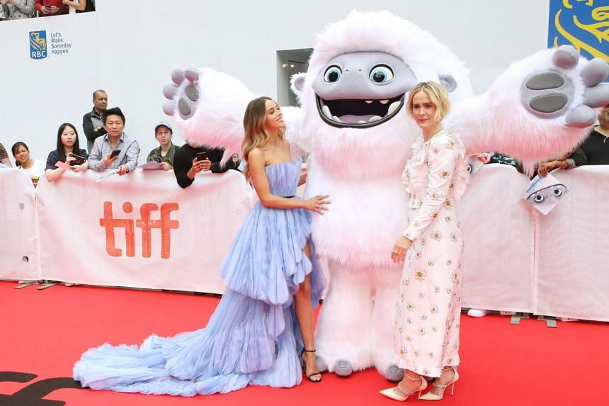 Chloe Bennet (left) hopes the character she voices will help normalise Chinese culture.
