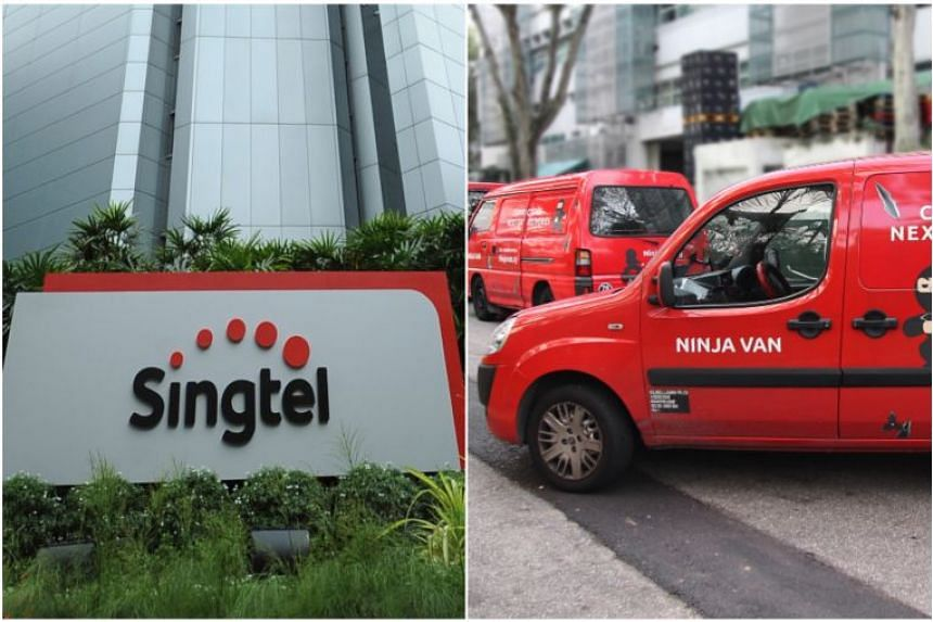 Because of a design problem, My Singtel users could access other customers' accounts, exposing the billing information of up to 330,000 subscribers. Separately, Ninja Logistics was fined $90,000 for leaving up to 1.26 million individuals' data in ful