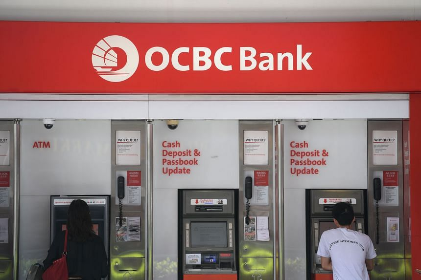 OCBC's total income for the third quarter rose 4 per cent to $2.66 billion from $2.54 billion a year ago.