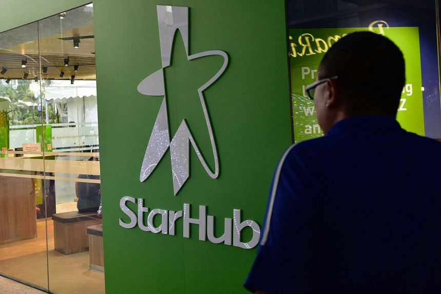StarHub's profit attributable to both shareholders and non-controlling interests was down by 2.4 per cent to $56.6 million.