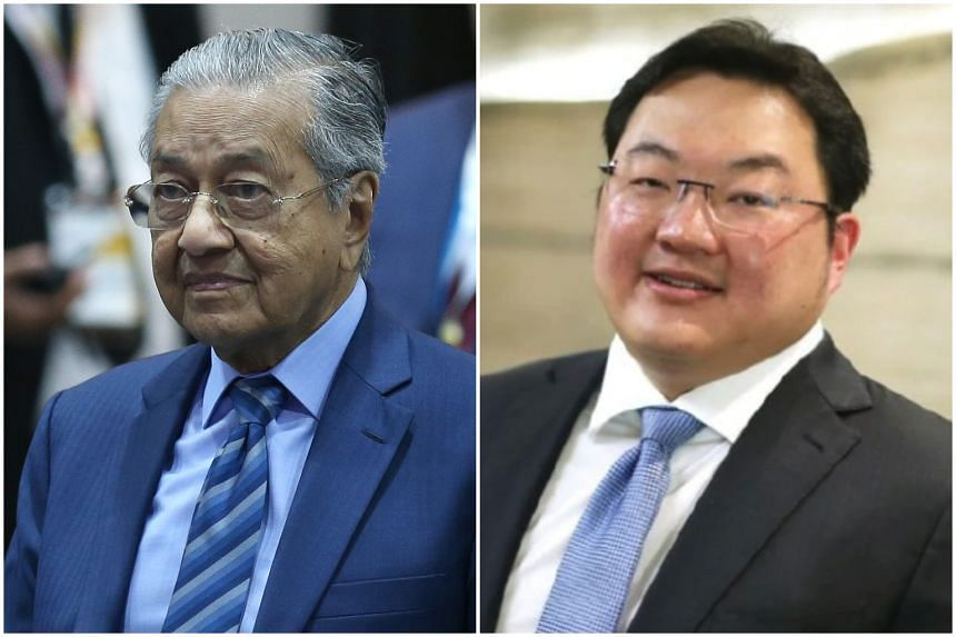 Malaysian Prime Minister Mahathir Mohamad said Malaysia was conscious of not being a strong country and had no intention to go to war over Jho Low.