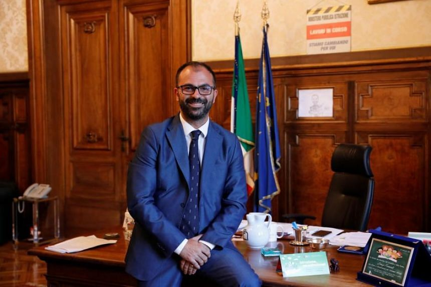 Education minister Lorenzo Fioramonti said the lessons, at first taught as part of the students' civics education, will eventually become integrated throughout a variety of subjects.