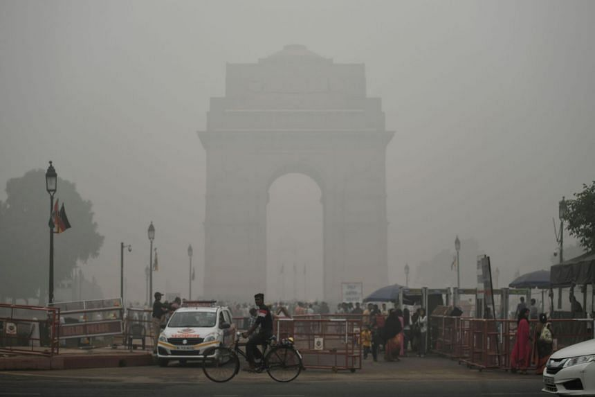 Toxic air in New Delhi is also driving away tourists, disrupting flights and shutting schools.