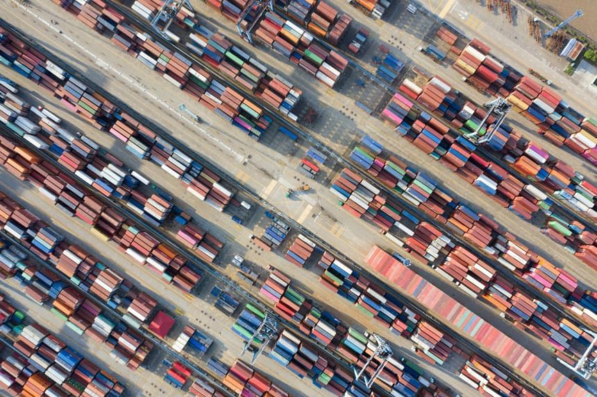 Imports sank for the sixth straight month in October, dropping 6.4 per cent, though that was also an improvement the previous month and beat estimates.