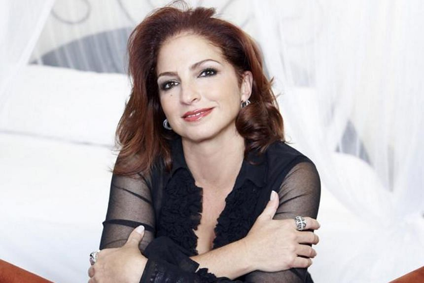 Cuban-American pop star Gloria Estefan says her music was always meant to be universal.