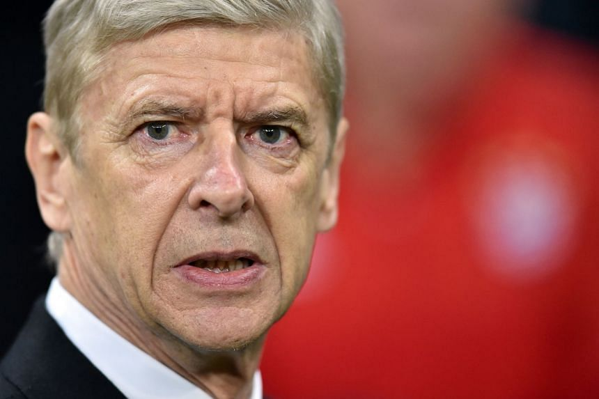 Wenger (above) called Bayern chairman Karl-Heinz Rummenigge to make him aware of his interest.