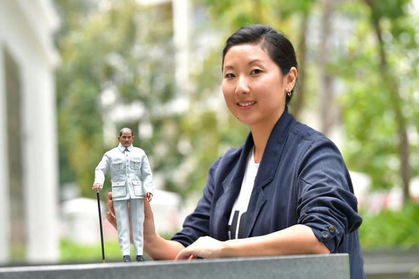 British shoe designer Beatrix Ong is better known for working directly under Jimmy Choo - but she also happens to be Sun Yat Sen's great-niece.