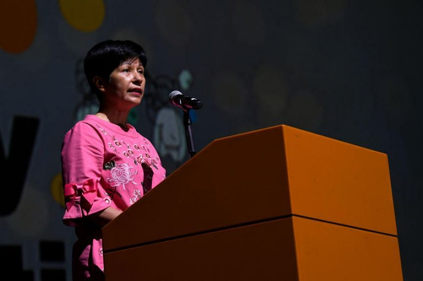 Second Minister for Education Indranee Rajah announced more support for students with special needs in mainstream schools and special education schools during her speech at the Extra.Ordinary Celebration Concert on Nov 8, 2019.
