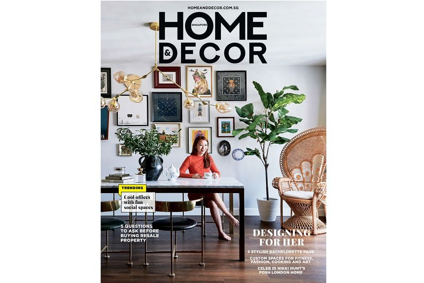 Get the November and latest issue of Home & Decor (above) now at all newsstands or download the digital edition of Home & Decor from the App Store, Magzter or Google Play. Also, see more inspiring homes at www.homeanddecor.com.sg