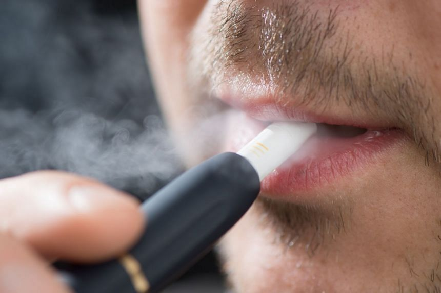 US plans to raise age limit for vaping to 21