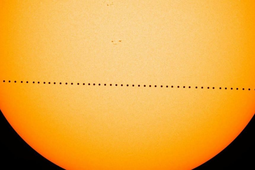 Mercury transit: How to watch Monday's rare astronomical event