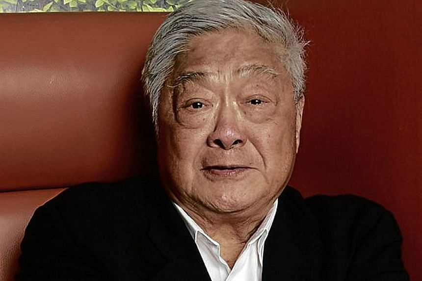 Founder John Gokongwei of conglomerate JG Summit Holdings appreciated the values of thrift and hard work, said his son.