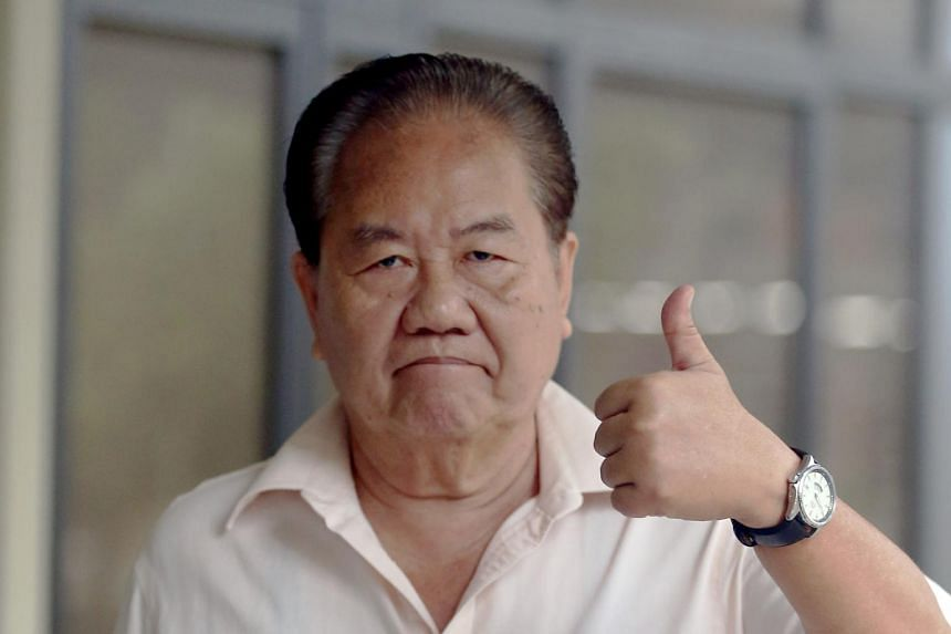 Tay Boon Keh, 66, was unhappy with his working conditions and came up with the idea to swop the baggage tags to exact revenge on his employer.