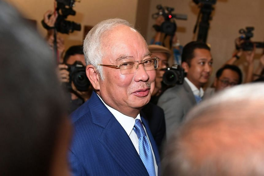 The judge will decide whether the prosecution's case against former prime minister Najib Razak is strong enough to proceed, or if he should be cleared.