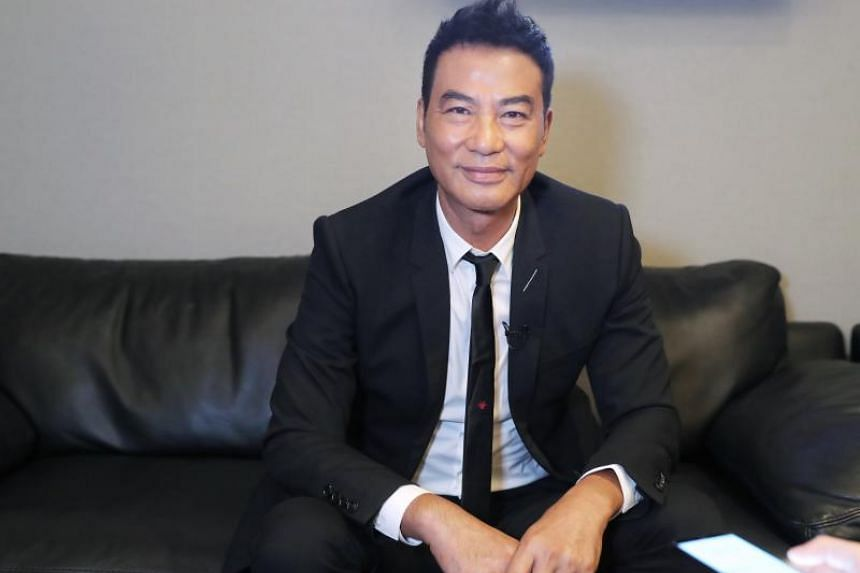 Simon Yam thanked fans in Singapore for worrying about him and admits that he is more cautious and alert when out now.