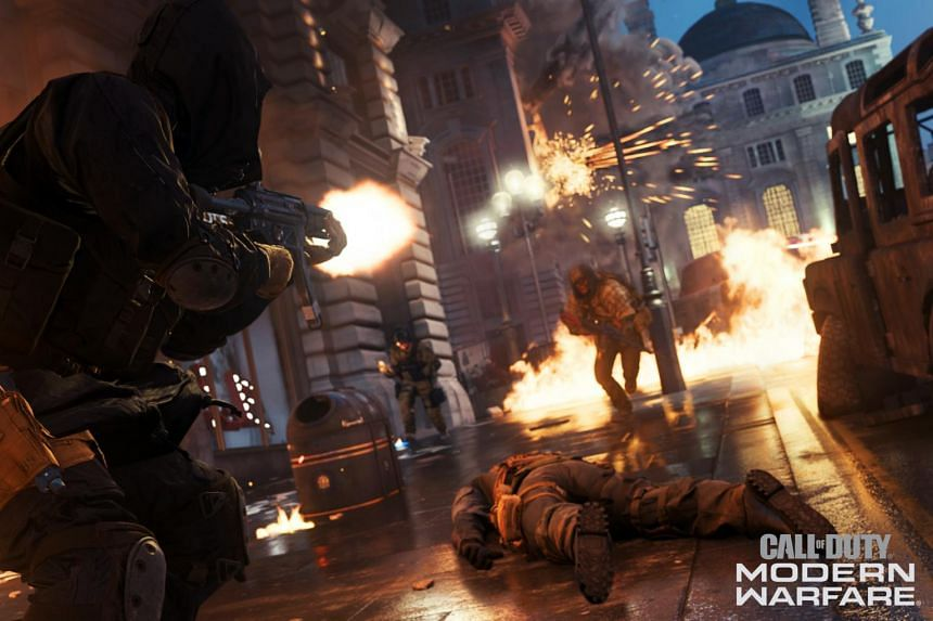 With Modern Warfare, developer Infinity Ward returns to what defined the series and first-person-shooter genre - gritty military action.