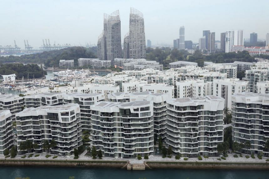 In the rest of central region, the highest transacted price was a Coral At Keppel Bay unit which went for $8.75 million.