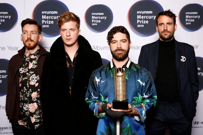 British alternative rock band Foals have performed in Singapore three times.