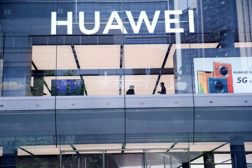 The cash is a mark of recognition for work in the face of US pressure, Huawei's human resources department said in a notice to staff seen by Reuters.