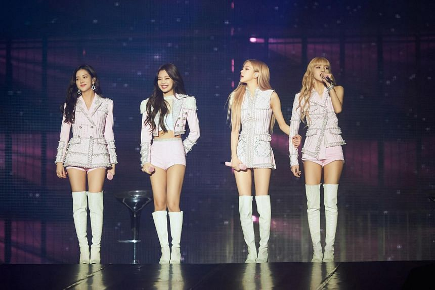 Blackpink First K Pop Group To Log More Than One Billion Youtube Views For Music Video Entertainment News Top Stories The Straits Times