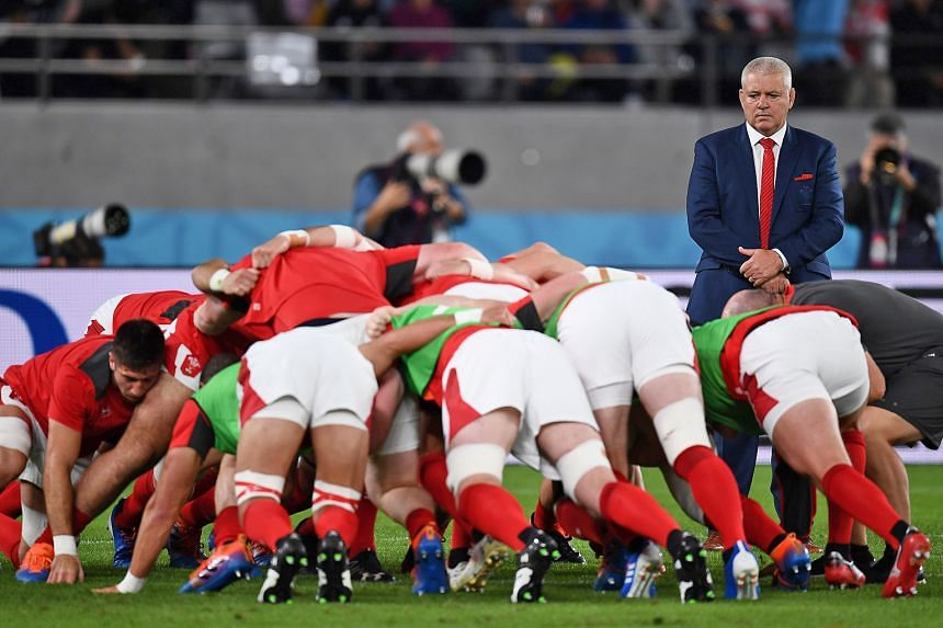 Warren Gatland's final game in charge of Wales was their loss to New Zealand in the Rugby World Cup third-place play-off.