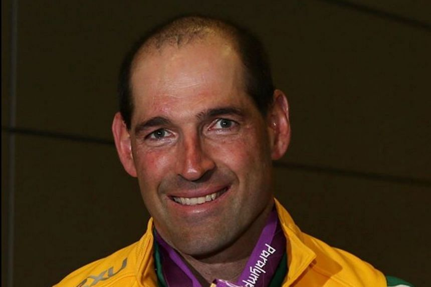 Kieran Modra, a swimmer and tandem cyclist, claimed five gold and five bronze medals at eight Paralympic Games between 1988 and 2016.