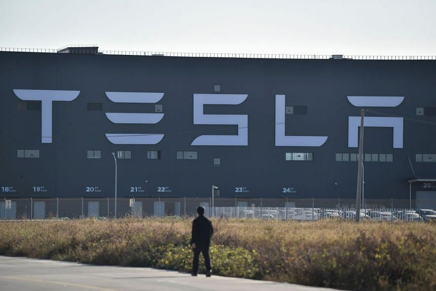 Tesla announces its next auto factory will be near Berlin