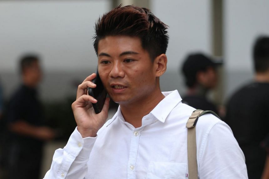 Muay thai instructor Tan Wai Luen faces one charge of sexual assault by penetration.