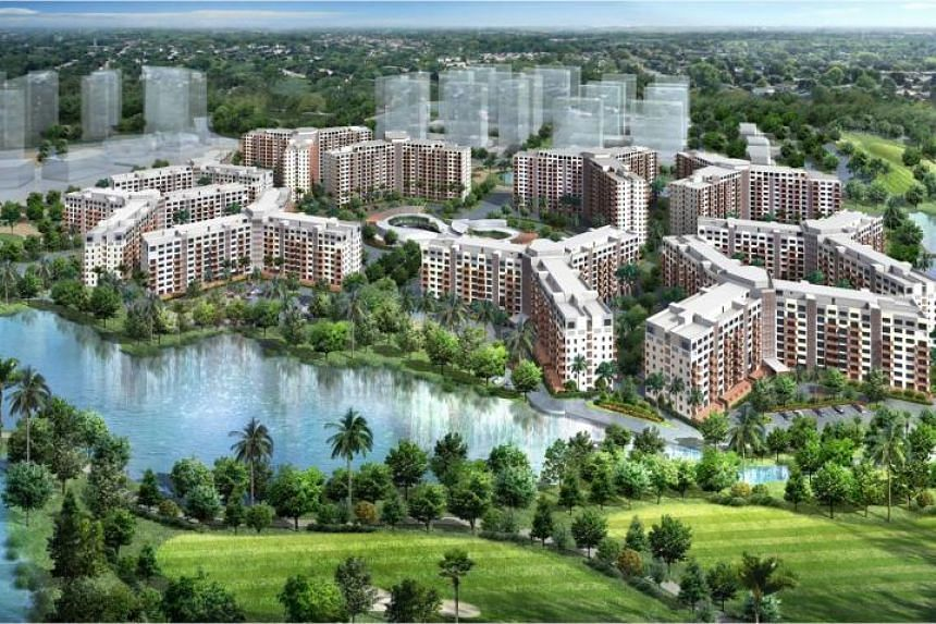 An artist's impression of Star City in Thanlyin, Myanmar, by Yoma Strategic Holdings. Yoma is a property developer with projects in Myanmar and China.