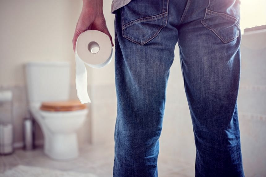 Haemorrhoids can be uncomfortable when left untreated. PHOTO: ISTOCK