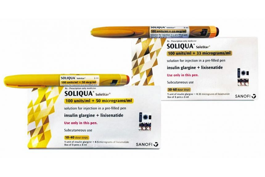Soliqua is a once-daily injectable prescription treatment that aims to relieve the condition in one step.