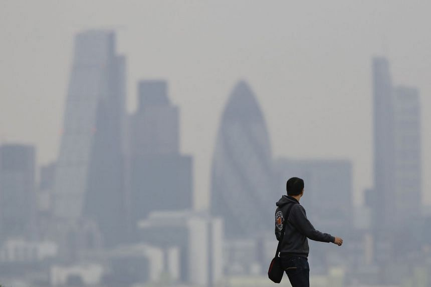 The policy plan said Britain would invest some 800 million pounds in technology to capture and store carbon dioxide to help industrial sectors reduce emissions.